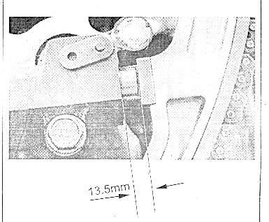 广州本田发动机正时链条长度的检查方法; 本田雅阁正时链条; 本田雅阁