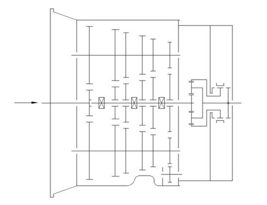 重汽豪沃hw18710系列变速箱使用说明及备件图册