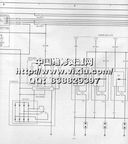 资料-电子配件目录-维修手册电路图资料 总商城 汽车 维修手册 本田 >