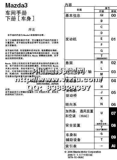 维修手册电路图资料