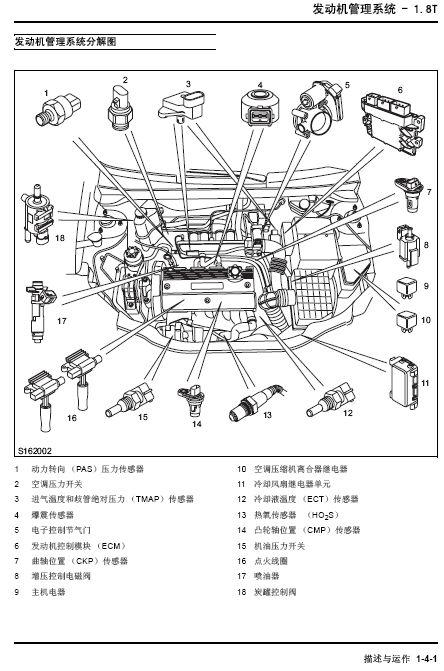 荣威550汽车原厂维修资料手册