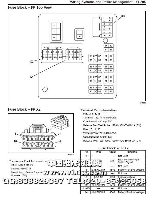 资料-电子配件目录-维修手册电路图资料 总商城 汽车 维修手册 别克 >