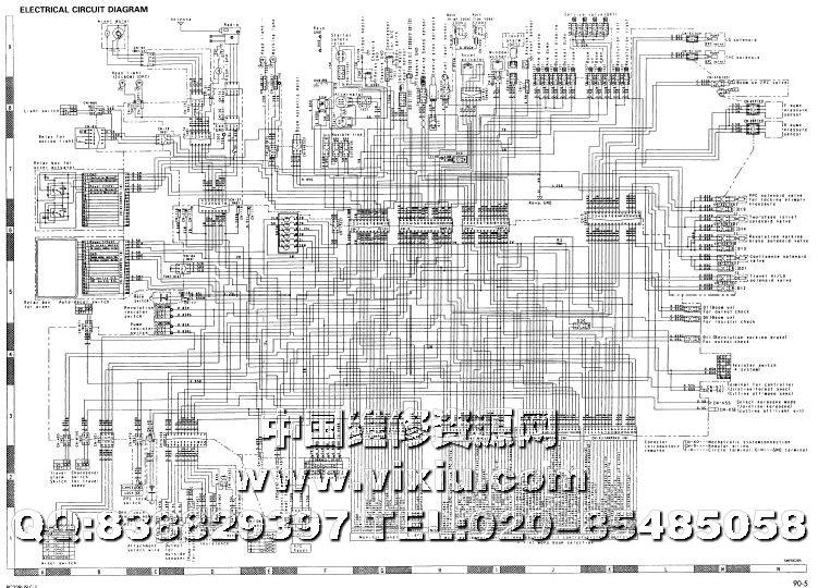 2挖掘机维修资料装修手册