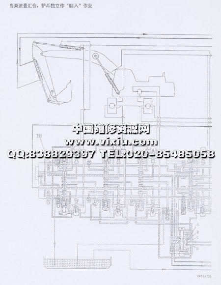 小松pc300-6挖掘机维修资料装修手册