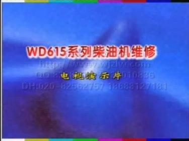 讲解了中国重汽杭发生产的wd615系列国三电控柴油发动机的结构原理与