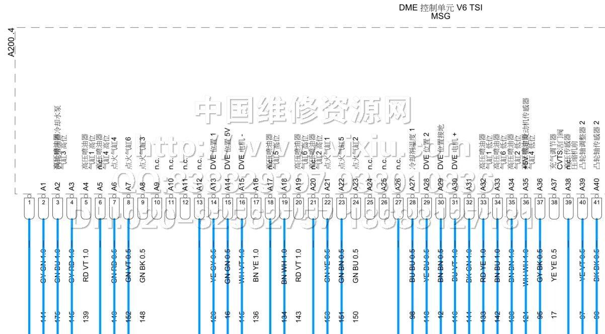 2012保时捷卡宴cayenne电路图维修资料