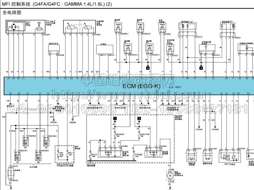 瑞纳大灯线路图,现代瑞纳原车cd接线图,瑞纳cd线路图,瑞纳cd高清图片