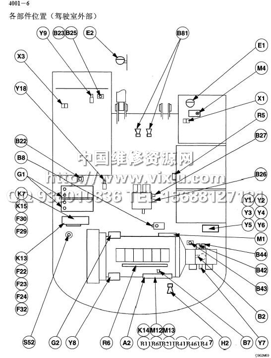 资料-电子配件目录-维修手册电路图资料 总商城 工程机械 凯斯case >