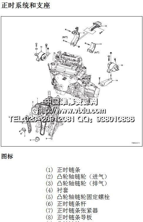 2014款雪佛兰新赛欧维修手册带电路图维修资料详细资料