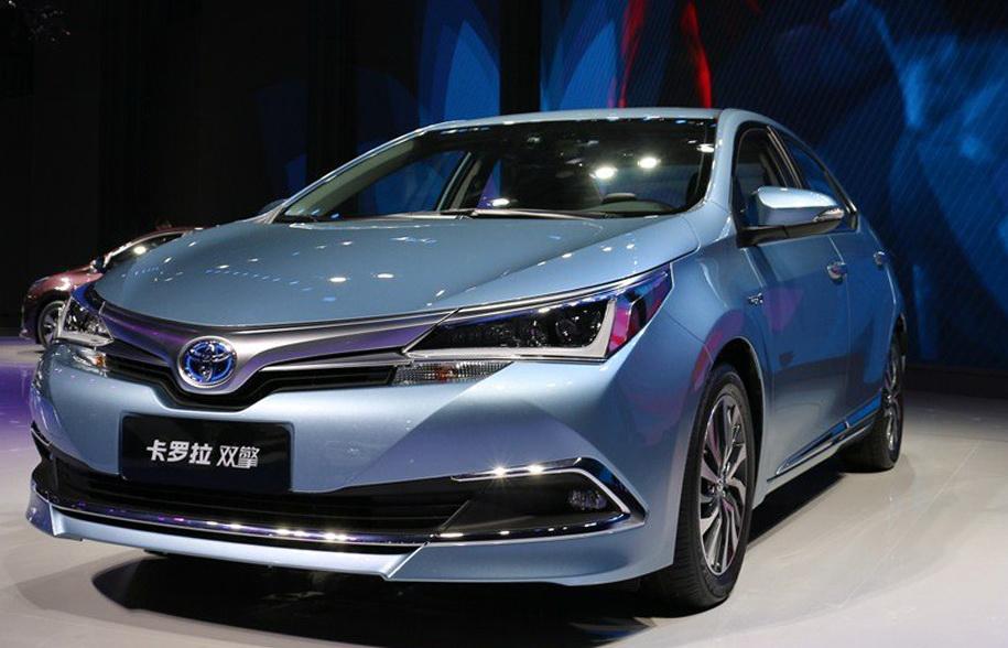 2016-2015款丰田卡罗拉双擎油电混合动力维修手册带电路图资料(全中文