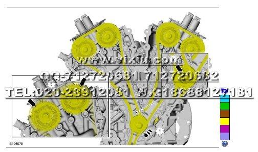 2015-2016款长安福特金牛座汽车维修手册带电路图资料详细资料