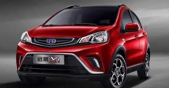 2017款吉利远景x1汽车全车电路图维修资料详细资料