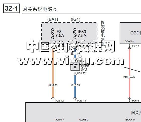 2018-2017款广汽传祺ge3纯电动汽车三电维修手册带全车电路图详细资料