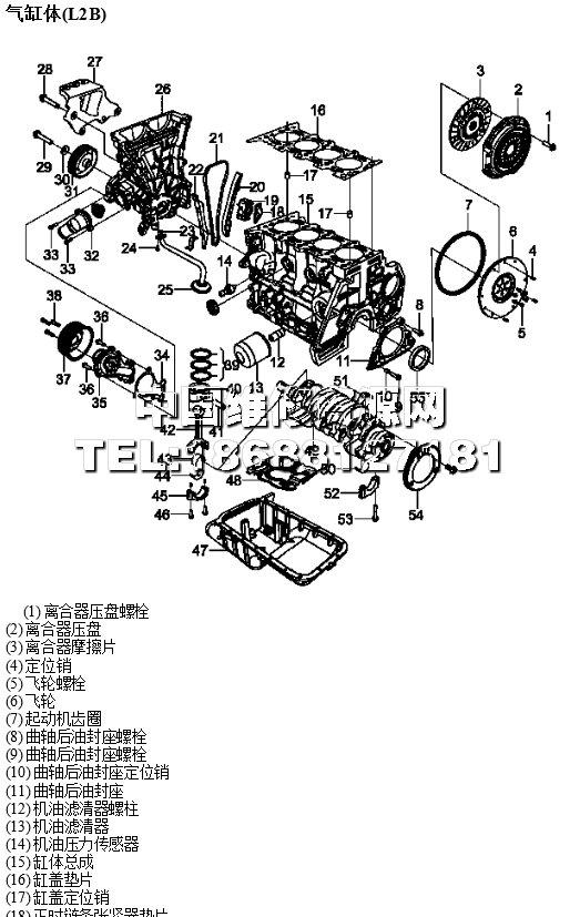 2018款雪佛兰乐风rv汽车维修手册带电路图资料